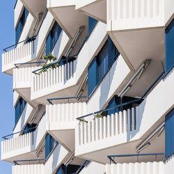 Brüstungen | Fassadensysteme | Elementwerk Istighofen