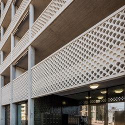 Balustrades   Facade systems   Elementwerk Istighofen