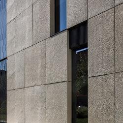Façade panels | Systèmes de façade | Elementwerk Istighofen