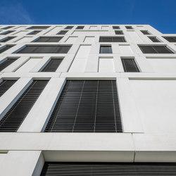 Fassadenplatten | Fassadensysteme | Elementwerk Istighofen