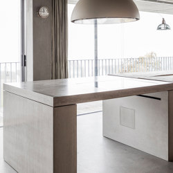 Kitchen islands | Island kitchens | Elementwerk Istighofen