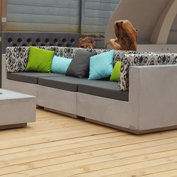 Outdoor furniture | Sofas | Elementwerk Istighofen