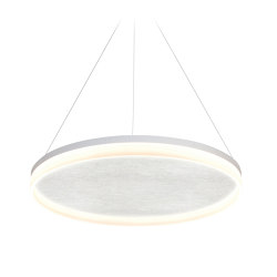 Acoustic Circulo 80 Off-white | Suspended lights | Valaisin Grönlund