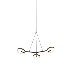 Arm 3 Pendant Light | Suspended lights | Valaisin Grönlund