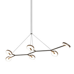 Arm 6 Pendant Light | Suspended lights | Valaisin Grönlund