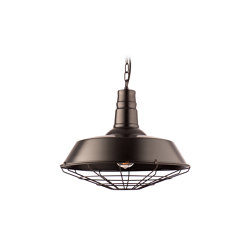 Barbados 45 Black Pendant Light | Suspended lights | Valaisin Grönlund