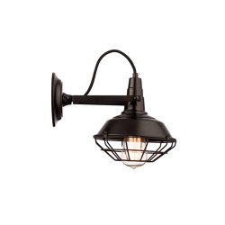 Barbados Black Wall Light | Wall lights | Valaisin Grönlund