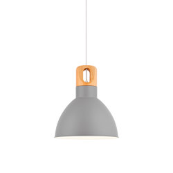 Bolero Pendant Light Wood | Suspended lights | Valaisin Grönlund