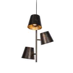 Carbide Pendant Light | Suspended lights | Valaisin Grönlund