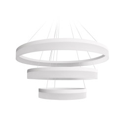 Circulo 3 Led Pendant Light | Suspended lights | Valaisin Grönlund