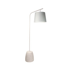 Concrete Floor Lamp | Free-standing lights | Valaisin Grönlund
