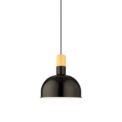 Dominica Black Pendant Light | Suspended lights | Valaisin Grönlund