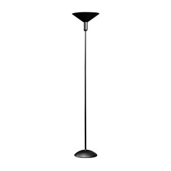 Edmonton Matt Black Floor Lamp | Free-standing lights | Valaisin Grönlund