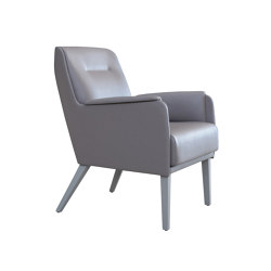Wing Chair Low | Armchairs | Dietiker
