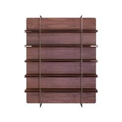 Wood-oo 004 | Shelving | al2