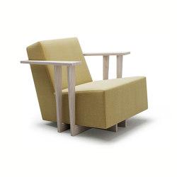 F2 Armchair | Armchairs | Neil David