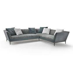 Mr. Wilde Sectional Sofa | Sofás | Flexform Mood