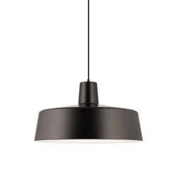Grande Pendant Light Matt Black | Suspended lights | Valaisin Grönlund