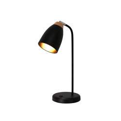 Houston Table Lamp Black | Tischleuchten | Valaisin Grönlund