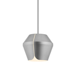 Kuuppa Grey Pendant Light | Suspended lights | Valaisin Grönlund