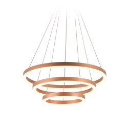 Layer 3 Led Pendant Light | Suspended lights | Valaisin Grönlund