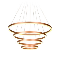 Layer 4 Led Pendant Light | Suspended lights | Valaisin Grönlund