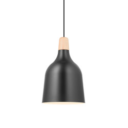 Odense Pendant Lamp Black | Suspended lights | Valaisin Grönlund