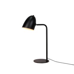 Plaza Table Lamp Black | Table lights | Valaisin Grönlund