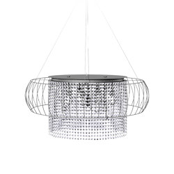 Royal Oval Pendant Light | Suspended lights | Valaisin Grönlund
