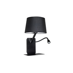Shelf USB Black Wall Light Right | Wall lights | Valaisin Grönlund