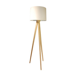 Triangle Floor Lamp | Free-standing lights | Valaisin Grönlund