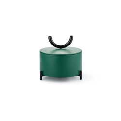 CHINOISERIES | Decorative Box | Base | Green | Contenedores / Cajas | Maison Dada