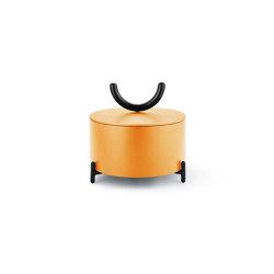 CHINOISERIES | Decorative Box | Base | Yellow | Contenedores / Cajas | Maison Dada