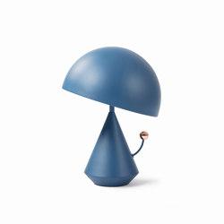 DALI DIVINA | Table Lamp | Blue | Lámparas de sobremesa | Maison Dada