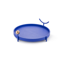 ITA ITA | Tray | Blue | Trays | Maison Dada