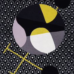 JAPANESE ABSTRACTIONS | Rug N8 | Rugs | Maison Dada