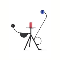 LES IMMOBILES | Candle Holder N3 | Candelabros | Maison Dada