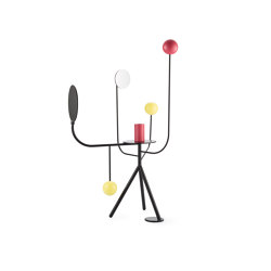 LES IMMOBILES | Candle Holder N4 | Candelabros | Maison Dada