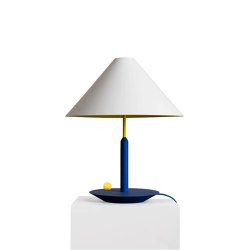 LITTLE ELIAH | Table Lamp | Blue | Lámparas de sobremesa | Maison Dada