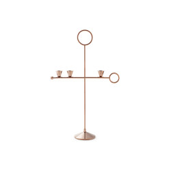 PARIS MEMPHIS | Candle Holder N2 | Candelabros | Maison Dada