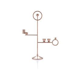 PARIS MEMPHIS | Candle Holder N5 | Candelabros | Maison Dada
