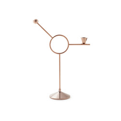 PARIS MEMPHIS | Candle Holder N8 | Candelabros | Maison Dada