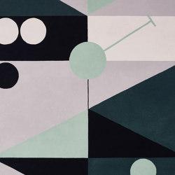 SHANGHAI BY NIGHT | Rug N1 | Alfombras / Alfombras de diseño | Maison Dada