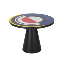 SONIA ET CAETERA | Dining Table One Circle N2 | Dining tables | Maison Dada