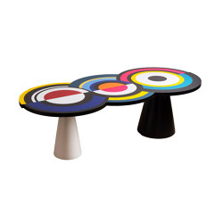 SONIA ET CAETERA | Dining Table Three Circles | Dining tables | Maison Dada