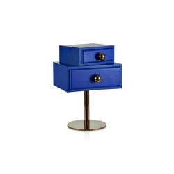 STAND BY ME | Side Table | Blue Indigo | Side tables | Maison Dada