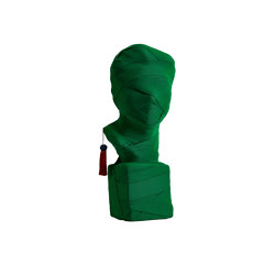 THIS IS NOT A SELF PORTRAIT   Decorative Object   Green   Objects   Maison Dada