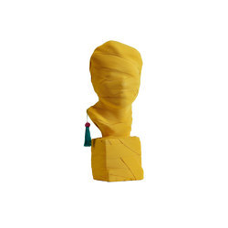 THIS IS NOT A SELF PORTRAIT   Decorative Object   Yellow   Objects   Maison Dada