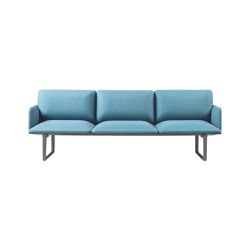 Square Modular Seating 3 Seaters | Sofas | Sellex