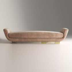 Keaton Dormeuse Daybed | Tagesliegen / Lounger | Rossato